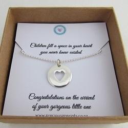 New Mum pendant