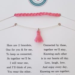 Connected Collection Mummy & Me Bracelet Set
